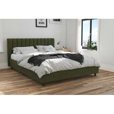 Brittany Upholstered Platform Bed - Wayfair
