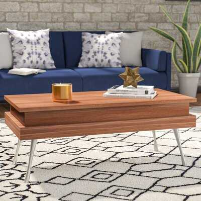 Cornelia Lift Top Coffee Table with Storage - Wayfair