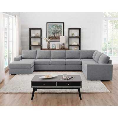 Arlicia 147'' Reversible Sofa & Chaise - Wayfair