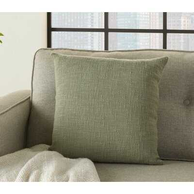Remi Cotton Throw Pillow-Back in stock April 30th - Wayfair