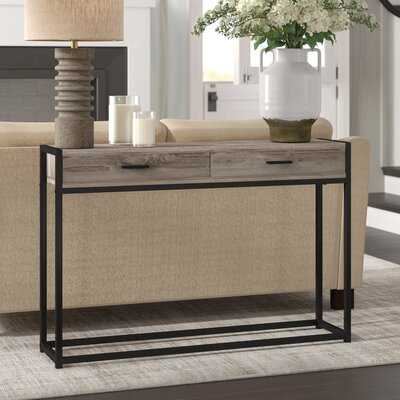 "Trinidad 48"" Console Table - Wayfair"