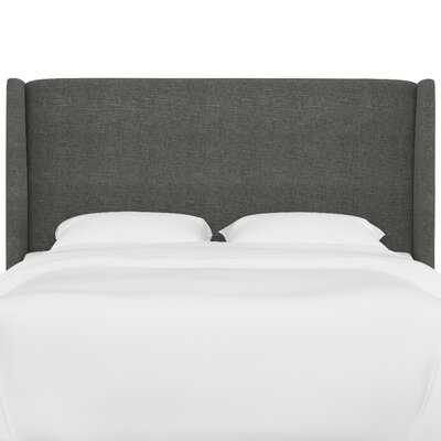 Lankford Upholstered Wingback Headboard - Wayfair