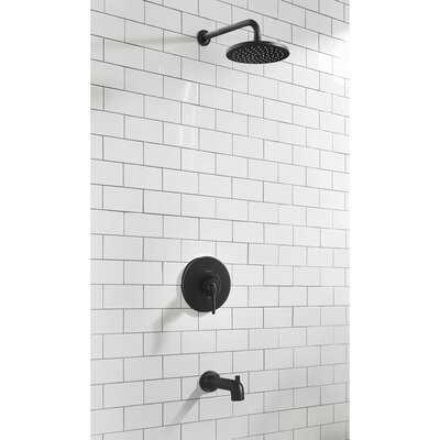 Studio S Thermostatic Tub and Shower Faucet - Birch Lane