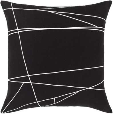 """Graphic Punch - GPC-004 - 18"""" x 18"""" - pillow cover only - Neva Home"""