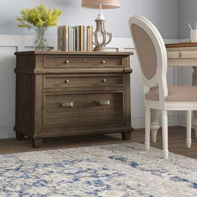 Fraga 2 Drawer Lateral Filing Cabinet - Wayfair