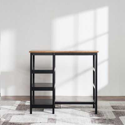 Michiana Counter Height Rubberwood Dining Table - Wayfair
