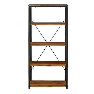 Mirfield Etagere Bookcase - Wayfair
