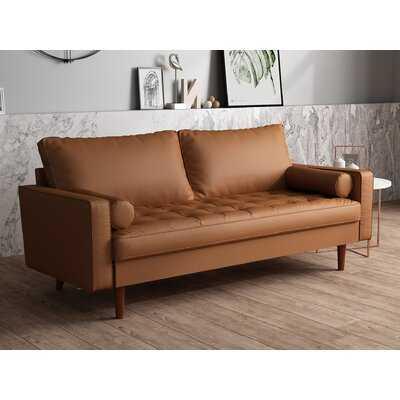 "Connie 70"" Square Arm Sofa - Wayfair"