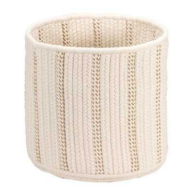 Essentia Fabric Basket - Wayfair