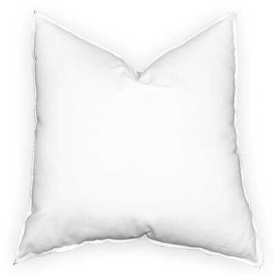 Beckstead Pillow Insert 18x18 - Wayfair