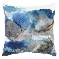 Isla Blue Pillow - High Fashion Home