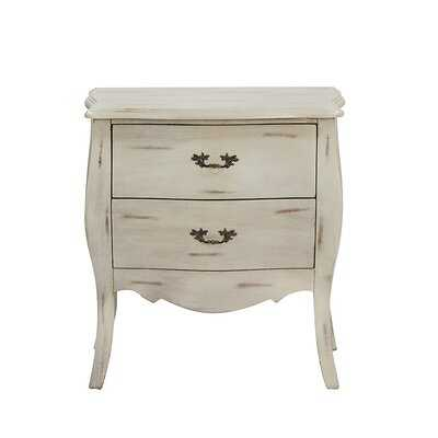 Tompkins 2 Drawer Accent Chest - Wayfair