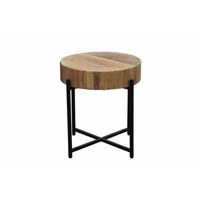 Huerta End Table - Wayfair