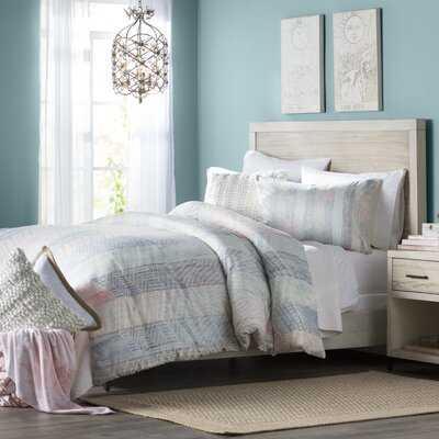 Tavares Low Profile Standard Bed - Wayfair
