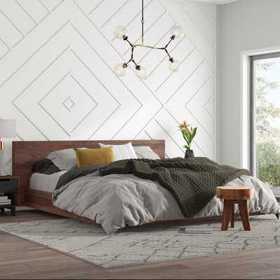 Karr Platform Bed - Wayfair