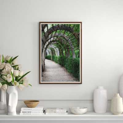 Soicher Marin Charlotte Moss 'Passageways' Framed Photograph on Paper - Perigold