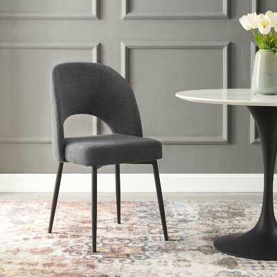 Deverel Upholstered Side Chair - Wayfair