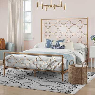 Caleb Standard Bed - Wayfair