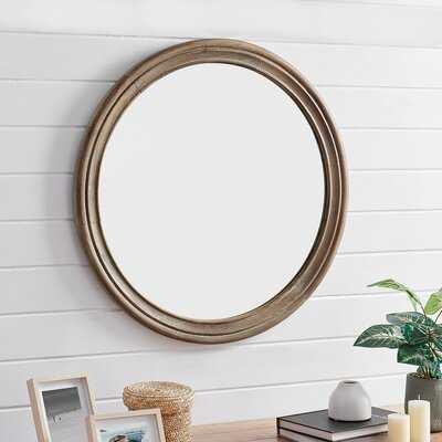 Neabsco Farmhouse Accent Mirror - Wayfair