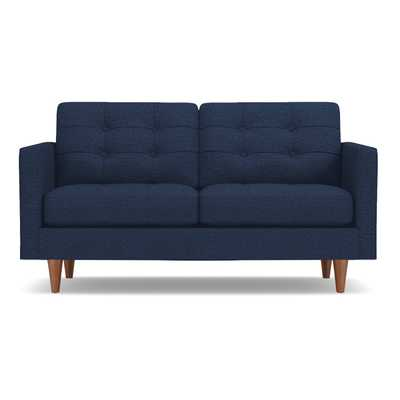"Lexington Apartment Size Sofa - Blue Jean QUICK SHIP / Apartment Size - 78""w x 40""d x 33""h  - Apt2B"