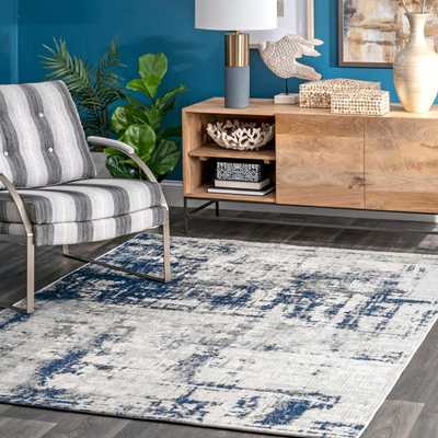 Madalynn Modern Abstract Area Rug - Loom 23
