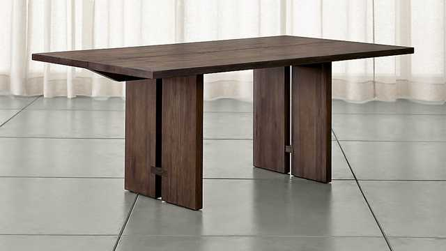 Monarch Dining Tables - Crate and Barrel