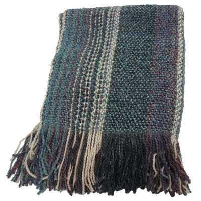 Dover Decorative Throw Blanket - Thistle - Wayfair