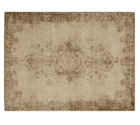 Fallon Persian-Style Printed Rug - Pottery Barn