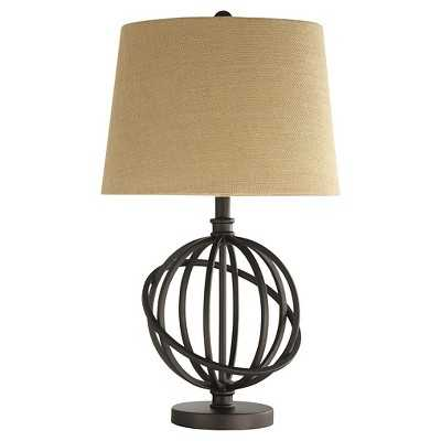 Bolton Industrial Orb Table Lamp - Target