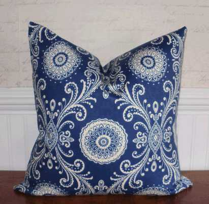"Decorative Pillow Cover - 18"" x 18"" - Insert sold separately - Etsy"