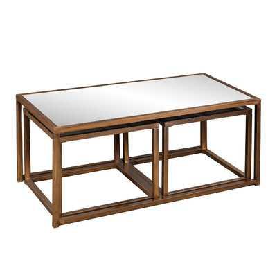 Marseille 3 Piece Nesting Coffee Table Set - Wayfair