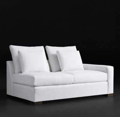 COLE FABRIC TWO-SEAT-CUSHION RIGHT-ARM SOFA - RH Modern