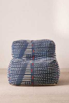 Bobo Patterned Lounge Chair - Urban Outfitters