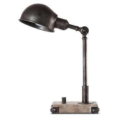 "Spotlight Desk Lamp (includes CFL Bulb) - The Industrial Shopâ""¢ - Target"