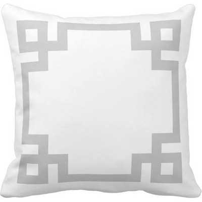 "Your Custom Polyester Throw Pillow 20"" x 20"" - zazzle.com"