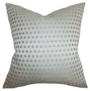 Radclyffe Dot Pillow - One Kings Lane