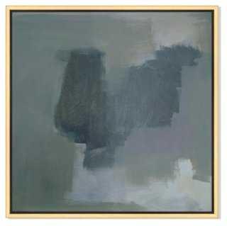 """Nell Waters Bernegger, Serene- 38""""-framed - One Kings Lane"""