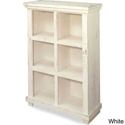 Willow Bookcase- Large - Overstock