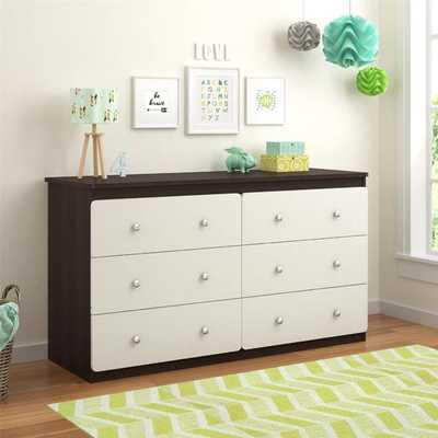 Willow Lake 6 Drawer Dresser - AllModern