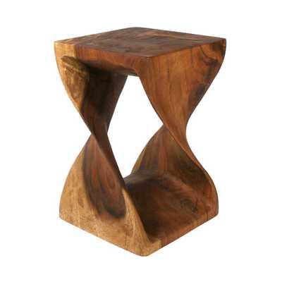 "Twist 18""H End Table - AllModern"