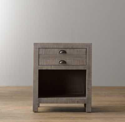 Weller nightstand-Aged Grey - RH Baby & Child