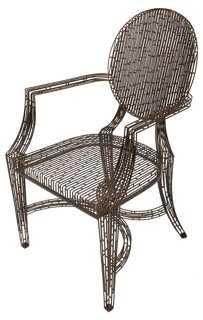 Urban Louie Chair - One Kings Lane