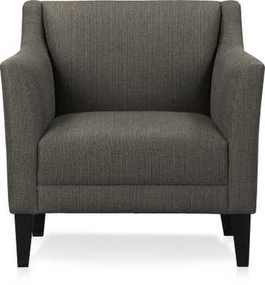 Margot Chair - Smoke - Crate and Barrel