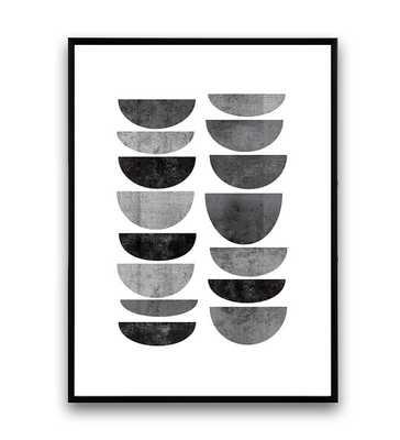 "Minimalist print - 11"" x 14"" - Unframed - Etsy"