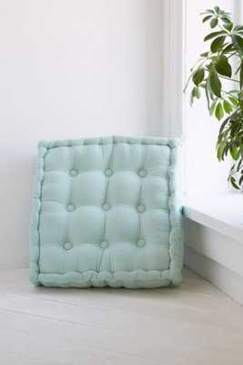 Tufted Corduroy Floor Pillow - Urban Outfitters