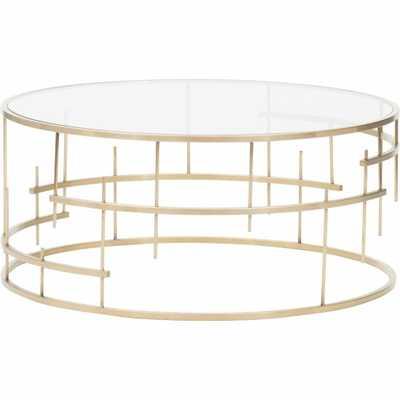 Britney Coffee Table - High Fashion Home