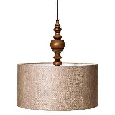 Turned Plug-In Pendant Lamp - Target
