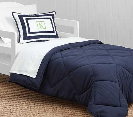 Cozy Toddler Comforter - Pottery Barn Kids