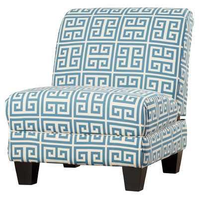 Ludlow Slipper Chair - Wayfair