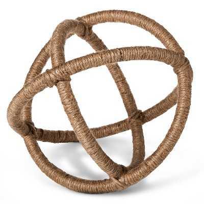 "Mudhutâ""¢ Rope Sphere - Large - Target"